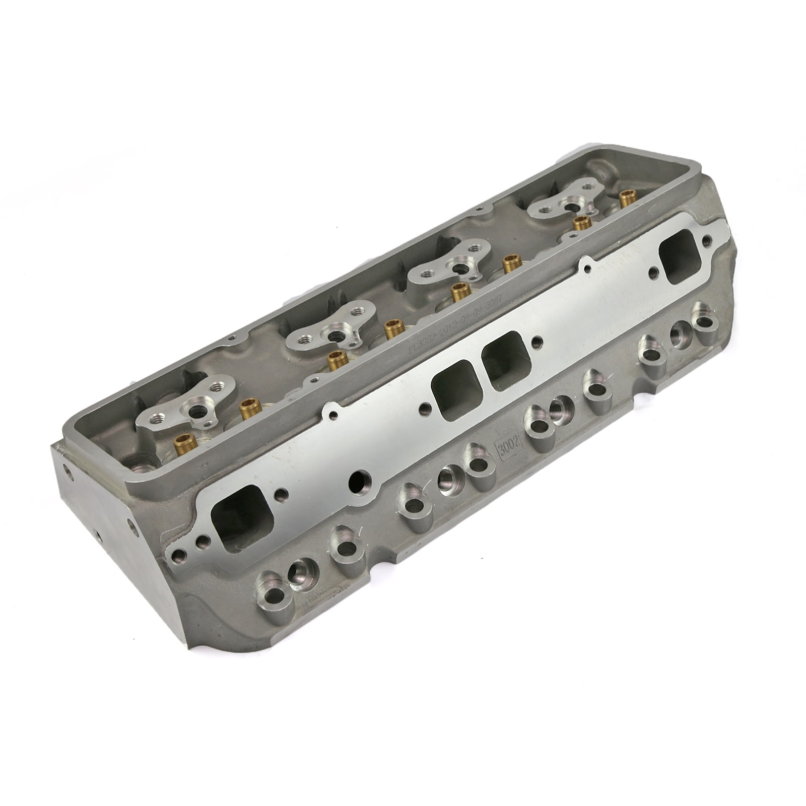 Cylinder Heads Chevy 205cc Aluminum Bare