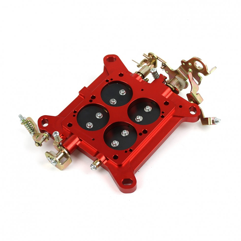 Billet Aluminum 4 Barrel Carburetor 2-Circuit Metering Block Sold in Pairs