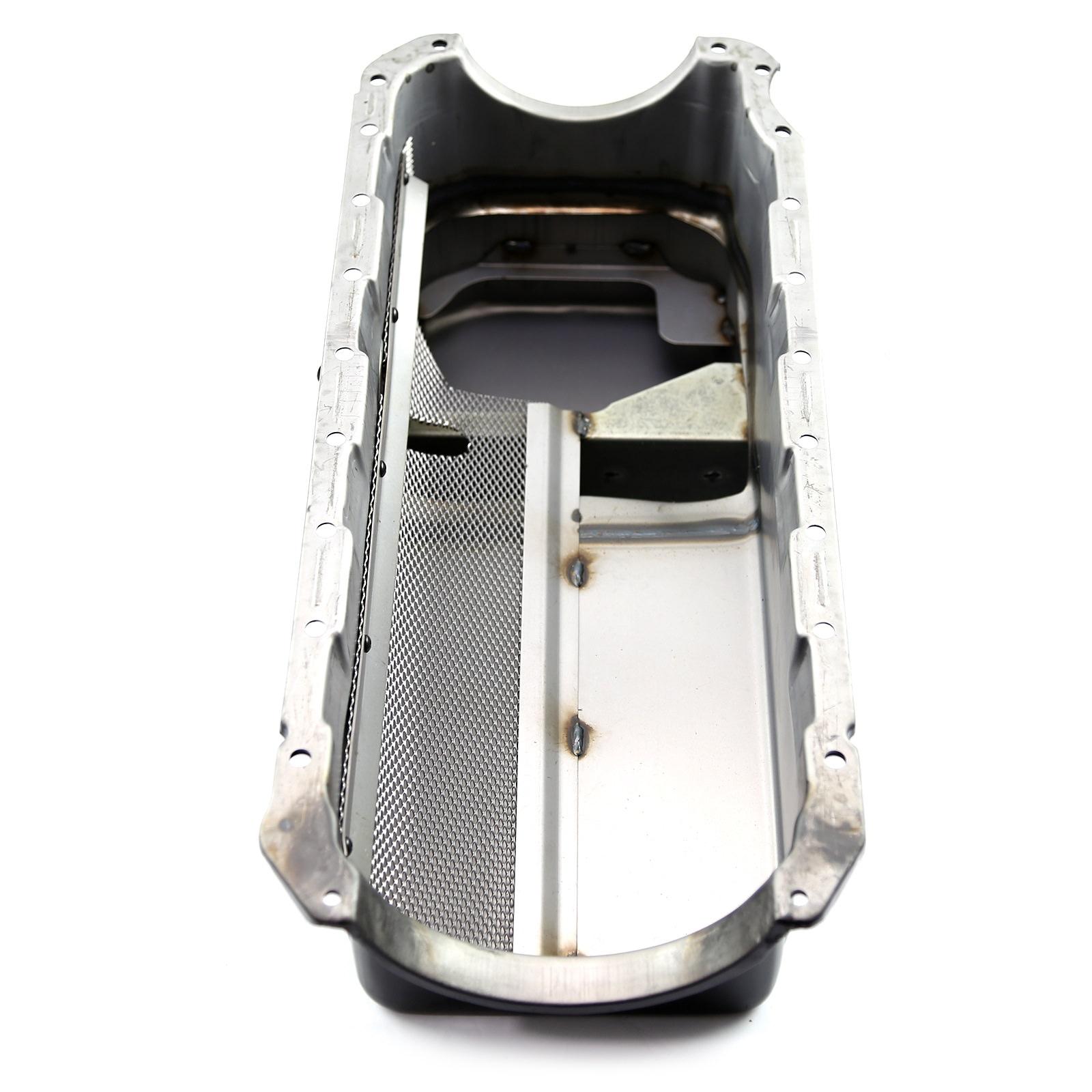 Chevy BB 454 Gen V 6Qt 1Pc Rms Drag Oil Pan